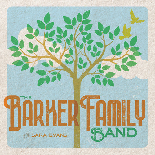 The Barker Family Band EP