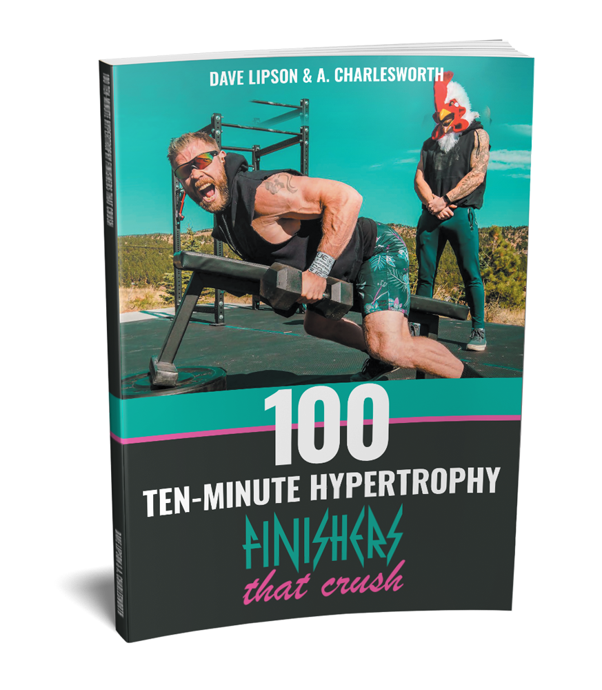 100 Finishers that Crush