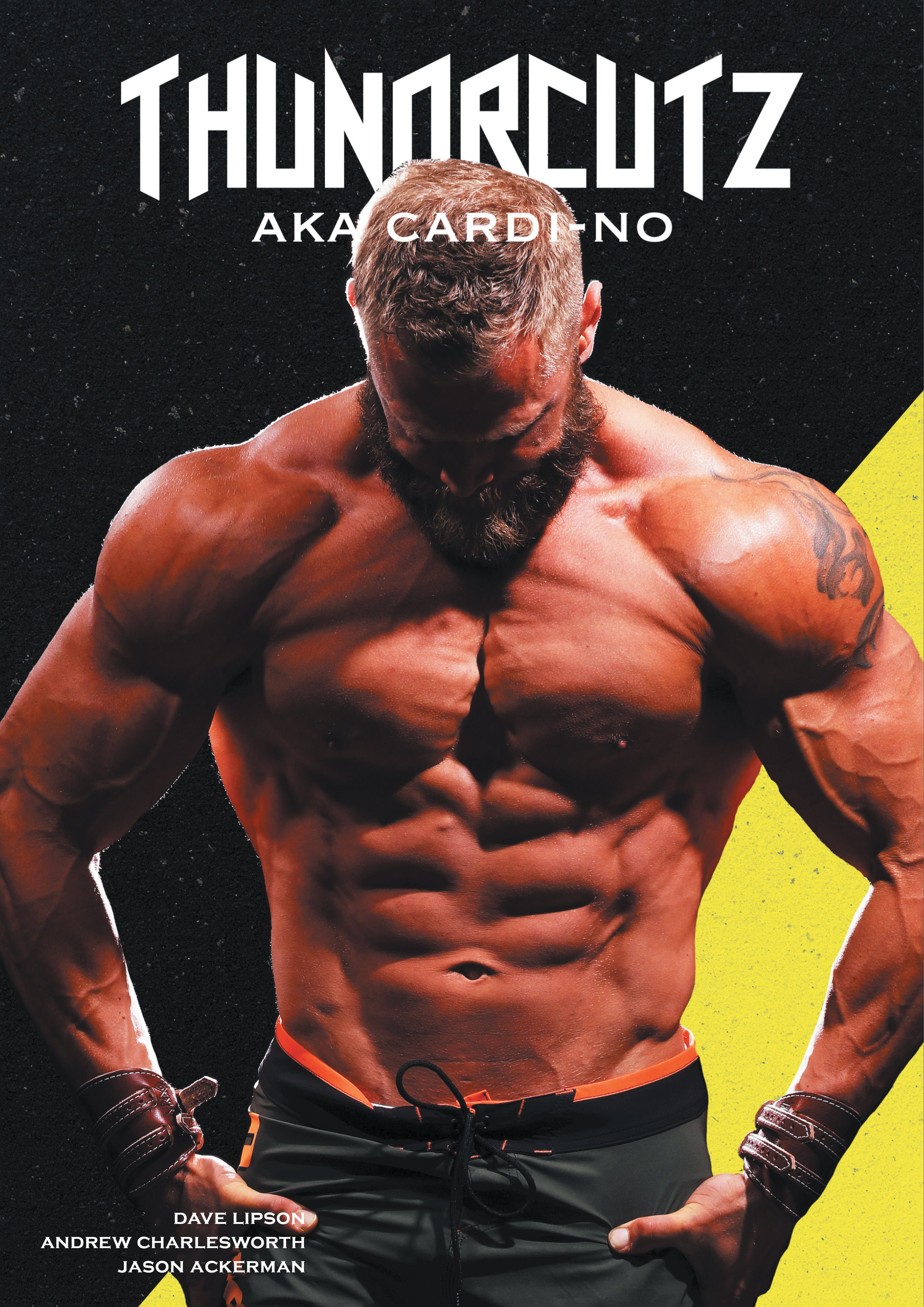 Thundrcutz 9 Weeks to Get Shredded (Paperback)