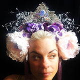 Custom Goddess Crown - Small