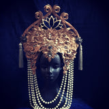 Custom Goddess Crown - Large