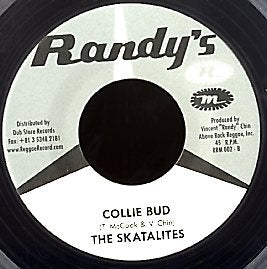 THE SKATALITES / CHARLIE ORGANAIRE & RAYMOND HARPER [Collie Bud / Amour]