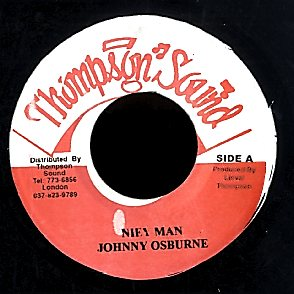 JOHNNY OSBOURNE [Nyah Man]