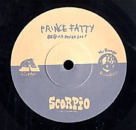 PRINCE FATTY FEAT ALCAPONE / PRINCE FATTY FEAT LITTLE ROY [Scorpio / Roof Over My Head]