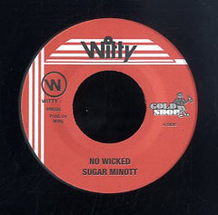 SUGAR MINOTT [No Wicked]