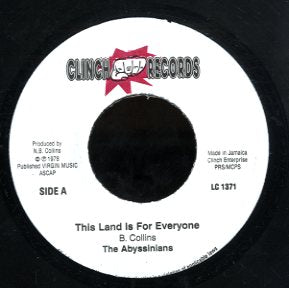 ABYSSINIANS [This Land Is For Everyone]
