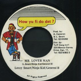 LEROY SMART, NINJA KID & GENERAL B [Mr Lover Man]