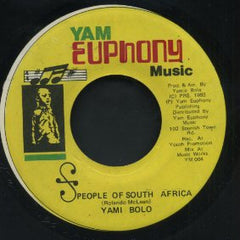 YAMI BOLO [People Of South Africa]