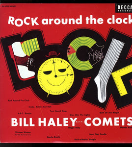 BILL HALEY & HIS COMETS [Rock Around The Clock]