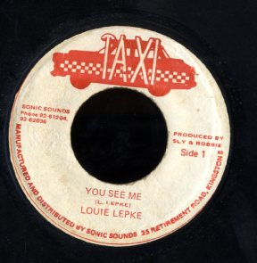 LOUIE LEPKE [You See Me]