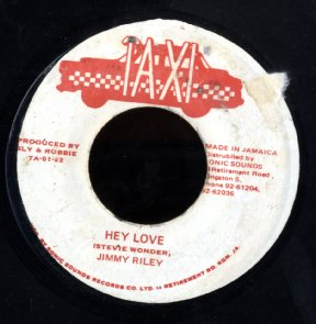 JIMMY RILEY [Hey Love]