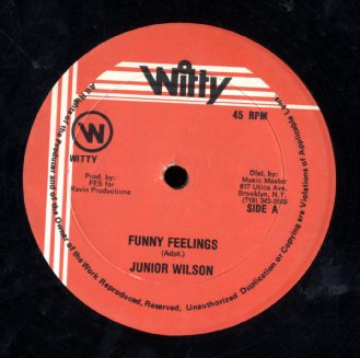 JUNIOR WILSON [Funny Feelings]