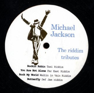 MICHAEL JACKSON [The Riddim Tribute]