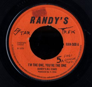 RANDY'S ALL STARS [I'm The One You're The One / End Us ]