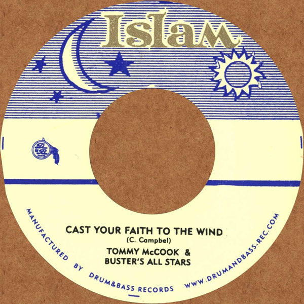 TOMMY MCCOOK / FRANK COSMO [Cast Your Faith To The Wind / I'm The Greatest]