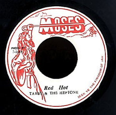 TABBY & THE HEPTONES [Red Hot]