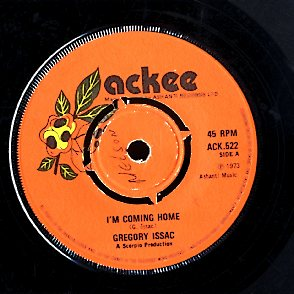 GREGORY ISAACS [I'm Coming Home]