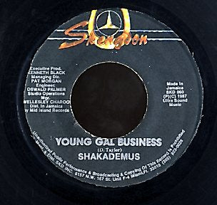 SHAKA DEMUS [Young Gal Business]