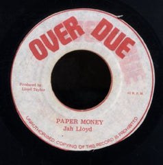 JAH LLOYD [Paper Money]