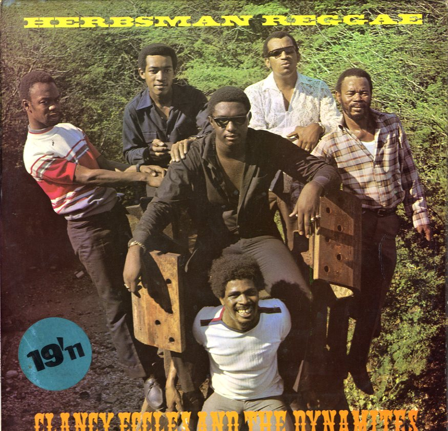 CLANCY ECCLES & THE DYNAMITES [Herbs Man Reggae]