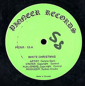 CARLINE DAVIS [White Christmas / Wondering Now]