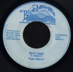SUGAR MINOTT [Run Come]
