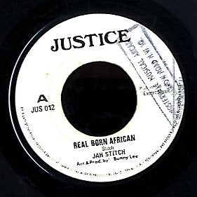 JAH STICH [Real Bron African]
