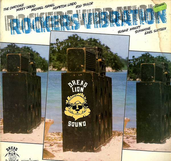V. A ROD TAYLOR. MICKEY DREAD. EARL SIX TEEN.. [Rockers Vibration]