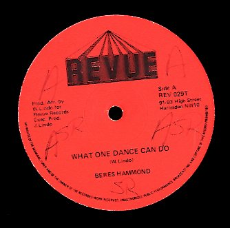 BERES HAMMOND [What One Dance Can Do]