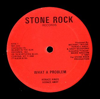 HORACE HINDS / HORACE ANDY [What A Problem]