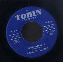 CARLTON MOORE [Soul Jamaica / Wedding Day]