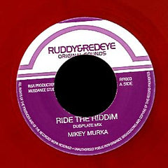 MIKEY MURKA [Ride The Riddim]