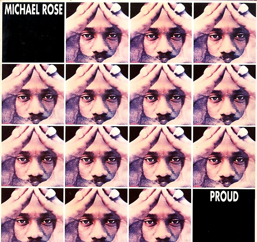 MICHAEL ROSE [Proud]