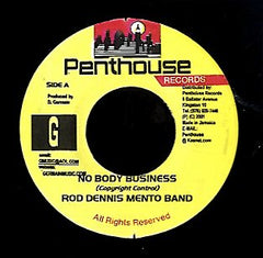 ROD DENNIS MENTO BAND [No Body Business/ Brown Skin Gal]