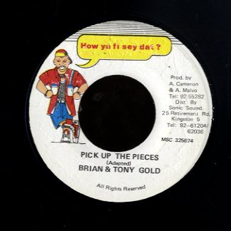 BRIAN & TONY GOLD [Pick Up The Pieces]