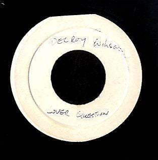 DELROY WILSON [Lovers Question]