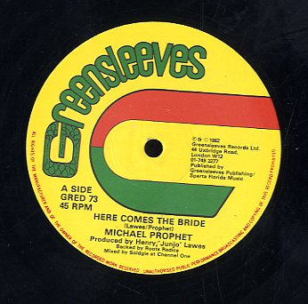 MYSTIC EYES / MICHEL PROPHET [Bring The Kuchie Come / Here Comes  The Bridge]