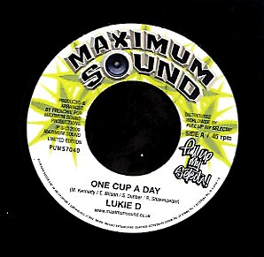 LUKIE D / BURRO BANTON [One Cup A Day / Love Me Sensimilia]
