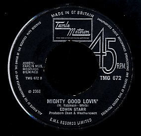 EDWIN STAR [Mighty Good Lovin / 25 Miles]