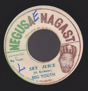 BIG YOUTH [Sky Juice / Not Long Ago]