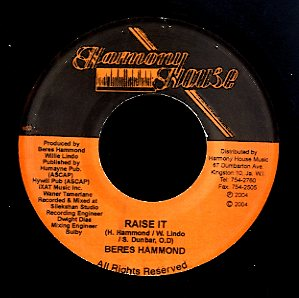 BERES HAMMOND [Raise It ]