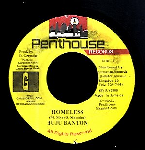 BUJU BANTON [Homeless]