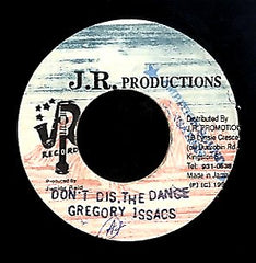 GREGORY ISAACS [Don't Dis The Dance]
