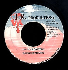 COURTNEY MELODY [I Wan A Love You]