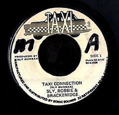 SLY, ROBBIE & BRACKENIDGE [Taxi Connection]