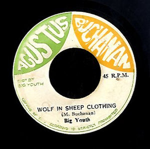 BIG YOUTH [Wolf In Sheep Clothing]