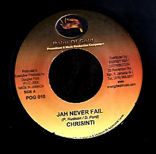 CHRISINTI  [Jah Never Fail]