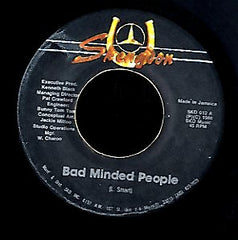 LEROY SMART [Bad Minded People]