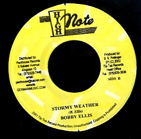 BOBBY ELLIS [Skank I Sheck / Stormy Weather]