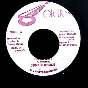 JUNIOR DEMUS [Boy A Boy]